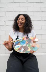 Sip and Paint Atlanta - Yanique Dacosta